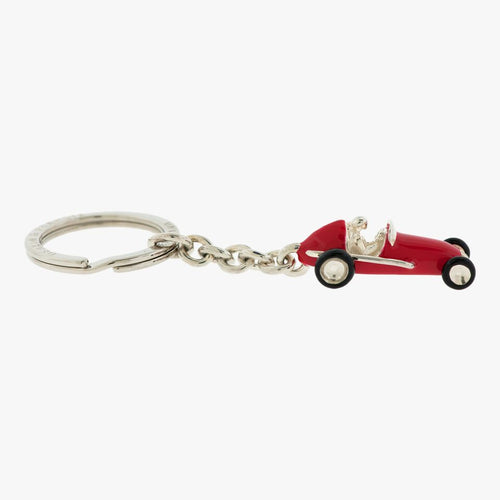 Racing Car Key Chain