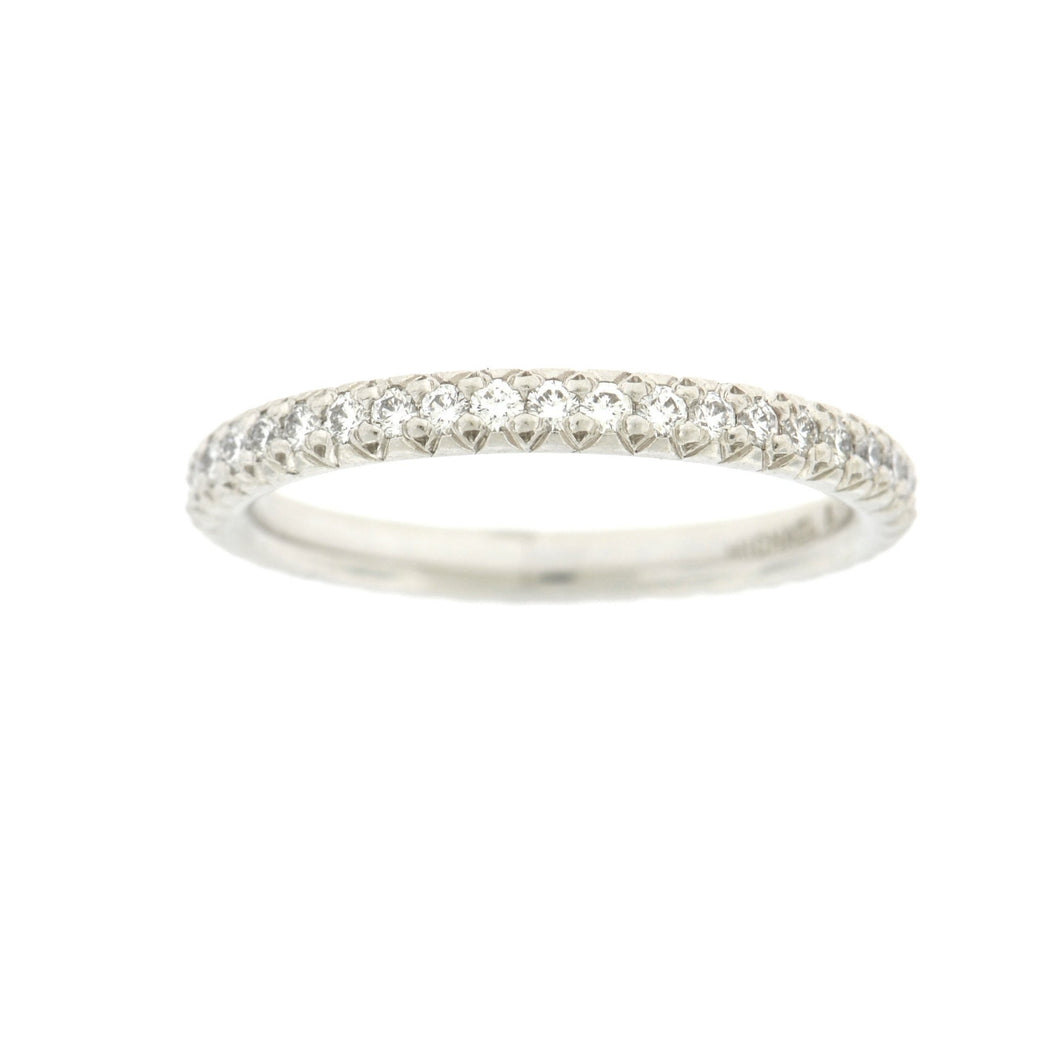 Petite Princess Wedding Band