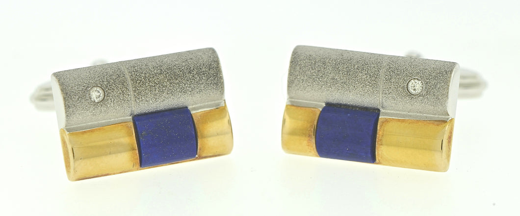 Multi Colored Cufflinks