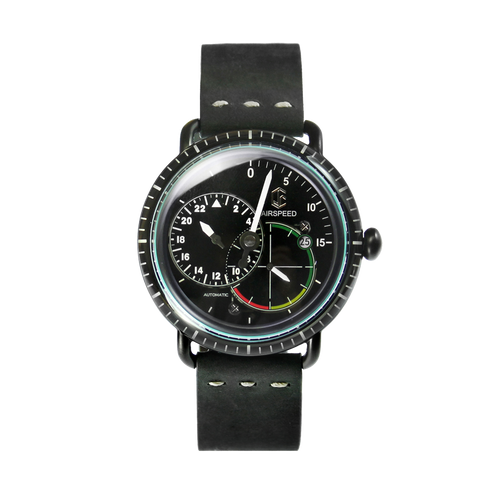 CJR Airspeed Pilot Watch Made in Germany San Francisco Partita customer design jewelry