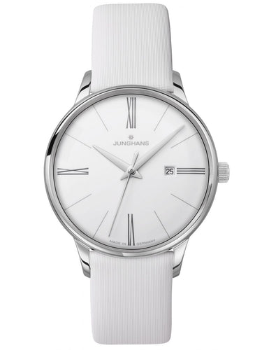Junghans Meister Damen Stainless Steel Watch, Germany