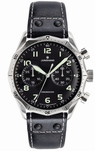 Junghans Meister Pilot  Watches Watch made in Germany San Francisco Partita Customer design jewelry