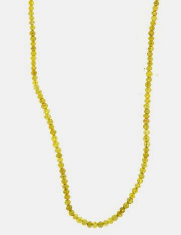 Yellow Diamond Strand