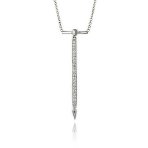 Diamond Dangle Pendant