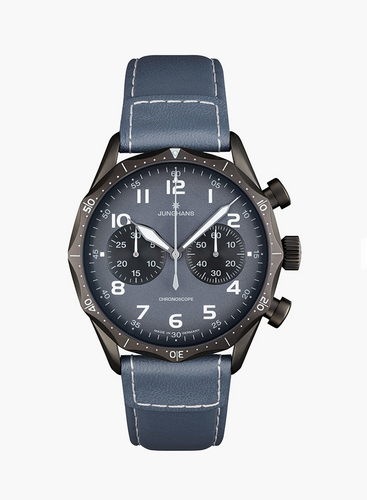 Junghans Pilot Chronoscope Watch Made in Germany San Francisco  Partita customer design jewelry