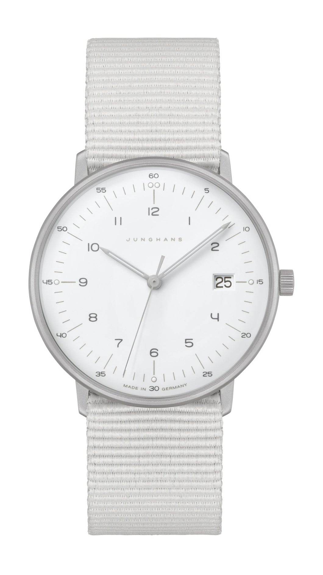 Junghans Max Bill Damen | White
