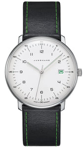Junghans Max Bill - Limited Edition Watch  Made in Germany Swiss Switzerland San Francisco Partita customer design jewelry