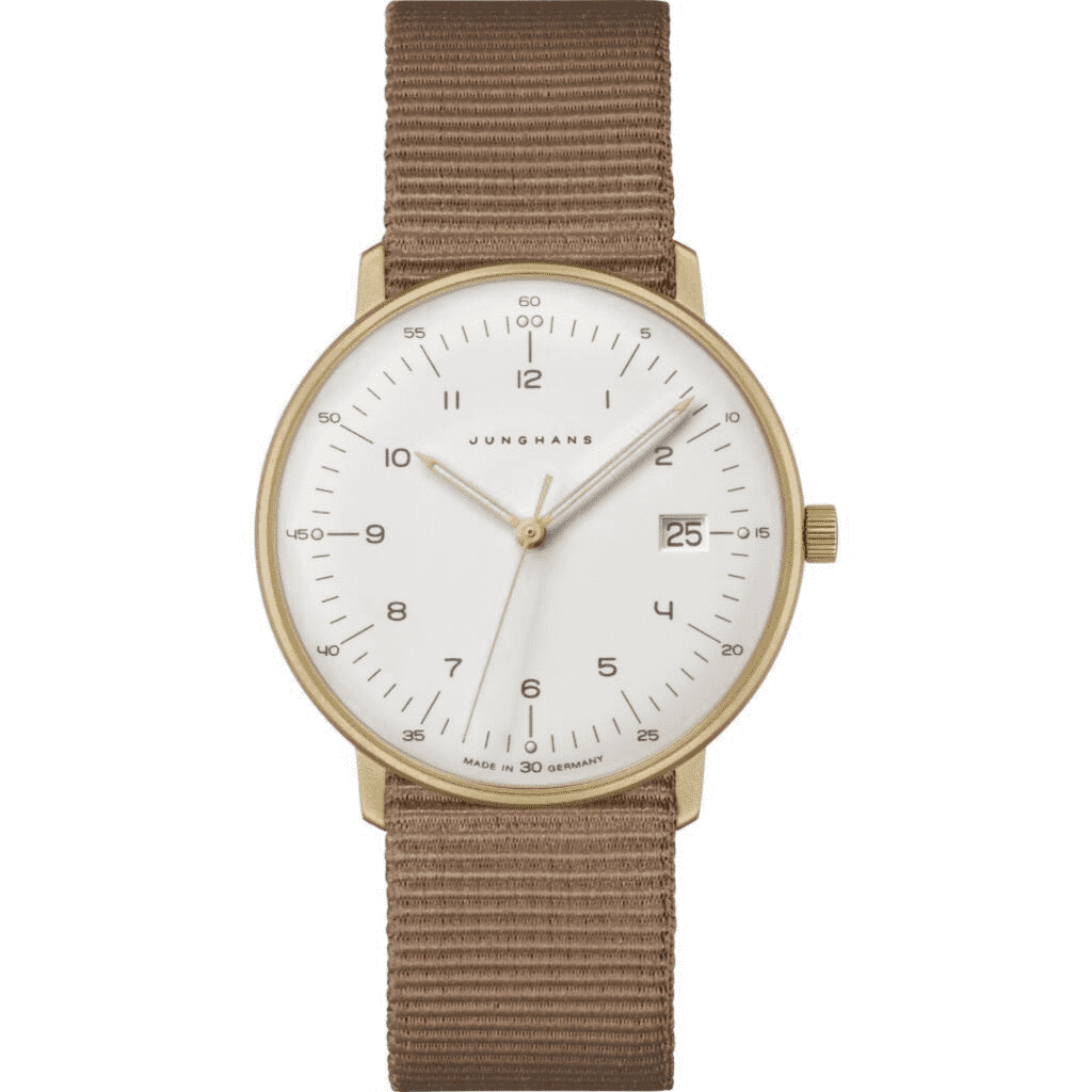 Junghans Max Bill Damen | Brown