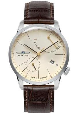 Zeppelin 7366-5 Watch Made in Germany San Francisco Partita customer design jewelry