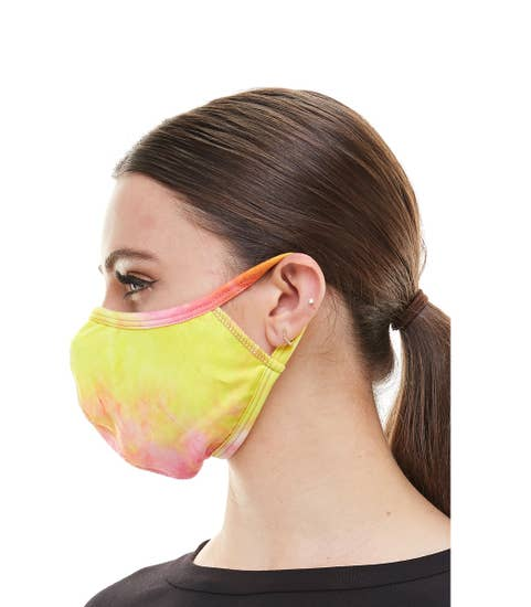 Tie Dye Face Mask-Accessories-Max & Riley-Max & Riley
