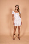 1994 Mini Dress-Dress-Nightcap Clothing-Max & Riley