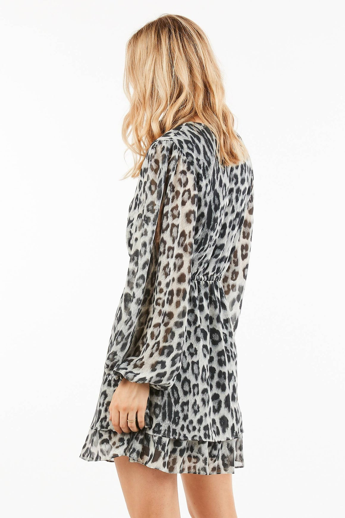 Spot Perfection Cheetah Dress-Dresses-Max & Riley-Max & Riley