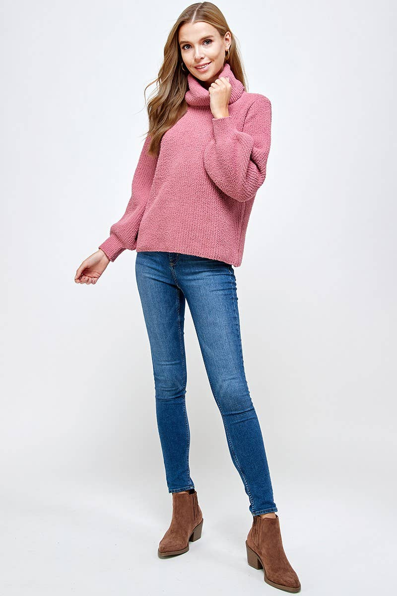 Winter Rose Sweater-Sweaters-Allie Rose-Max & Riley
