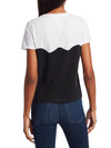 Rylyn Embellished Cotton T-Shirt-Shirts-Alice + Olivia-Max & Riley