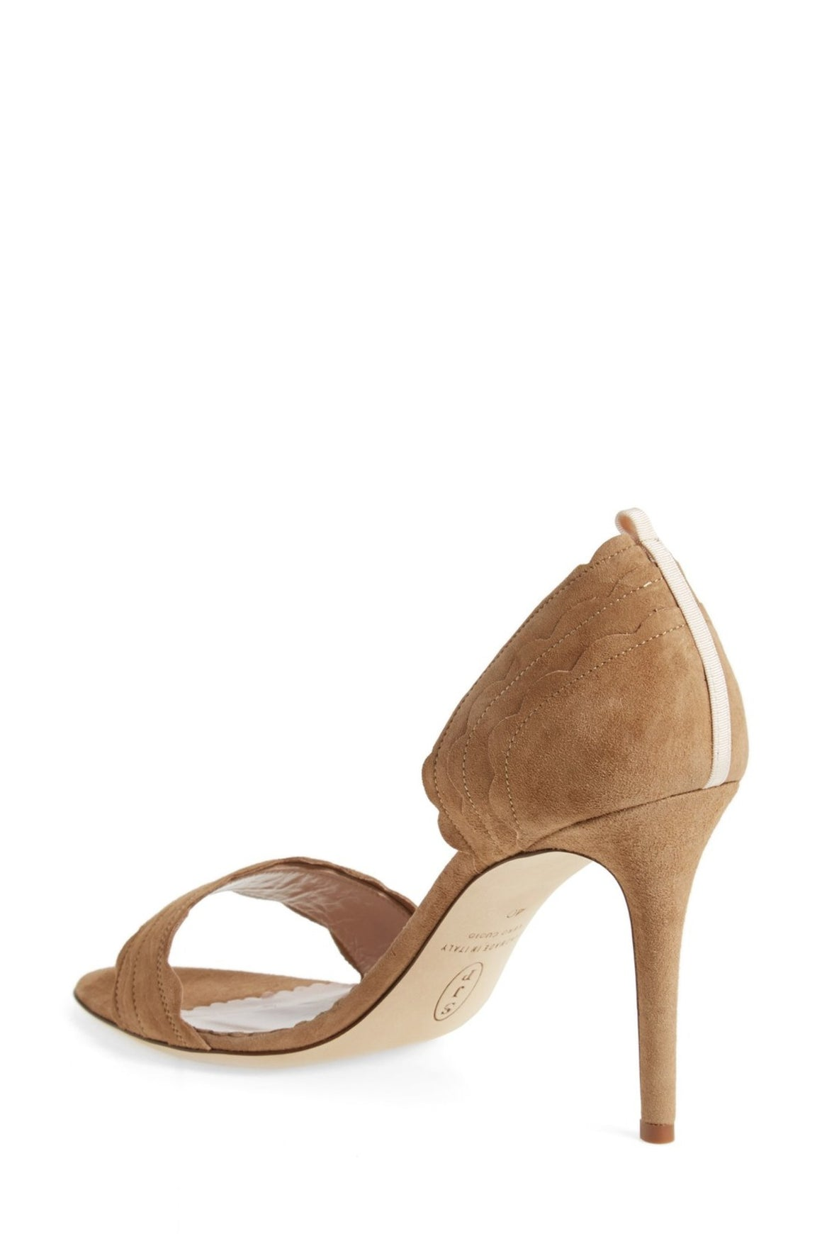 Bobbie Suede Heels-Shoes-SJP Collection-40.5-Max & Riley