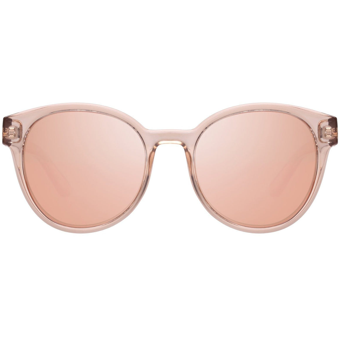 Paramount Tan-Brass Mirror-Sunglasses-Le Specs-Max & Riley
