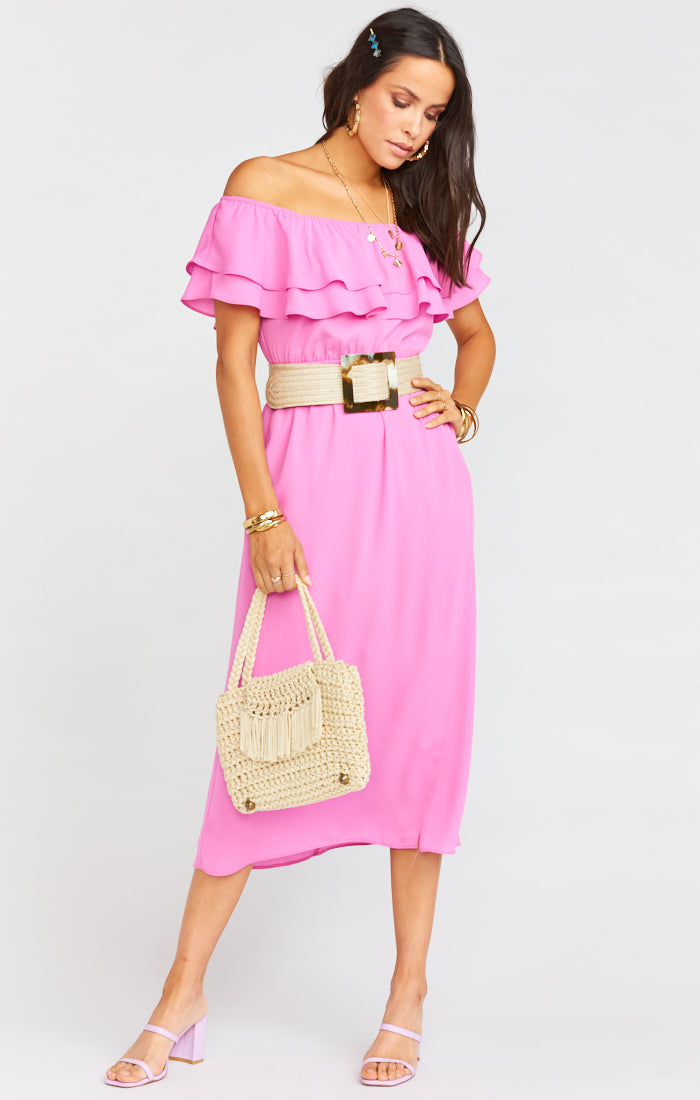 Rosie Dress-Orchid Pink-Dresses-Show Me Your Mumu-Max & Riley