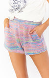 Huntington Shorts Spacedye Knit-Shorts-Show Me Your Mumu-Max & Riley