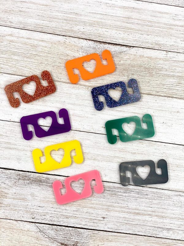 Mask Clips-Accessories-Max & Riley-Max & Riley
