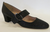 Tartt Shoe Exclusive Black Glitter-Shoes-SJP Collection-Max & Riley