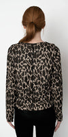 Valentina Leopard Top-Tops-Luba by Hannah Payne-Max & Riley