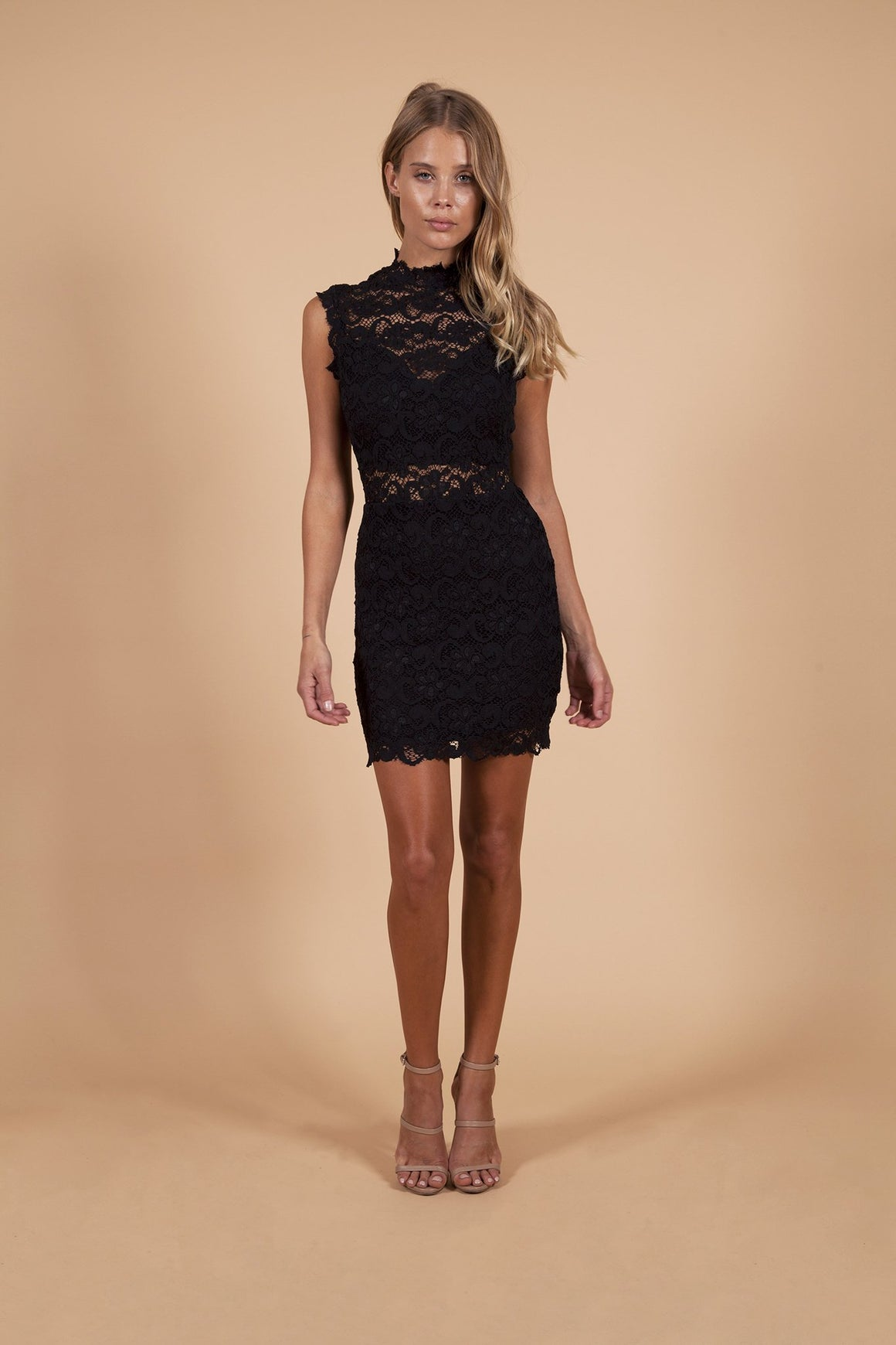 Dixie Mini-Dress-Nightcap Clothing-Max & Riley