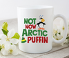 Not Now Arctic Puffin Mug-Home & Gifts-The Gift Shoppe-Max & Riley