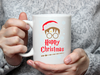 Harry Potter Happy Christmas Mug-Home & Gifts-The Gift Shoppe-Max & Riley