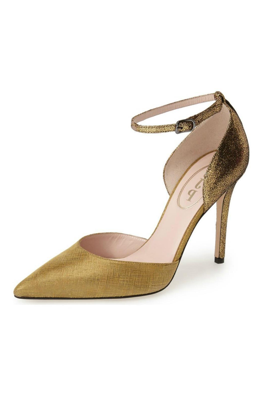 Bella Gold Heel