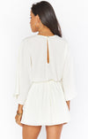 Cream Lo Romper - Show Me Your Mumu Virtual Trunk Show-Rompers-Show Me Your Mumu-Max & Riley