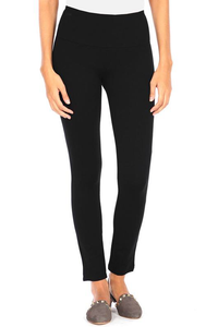 Slimsation Ponte Leggings (Black)