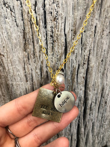 Fly Away Necklace