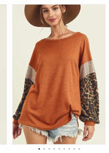 Rusty Cat Top
