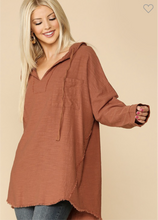 Campbell Tunic Top