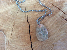 Rocking Rock Necklace