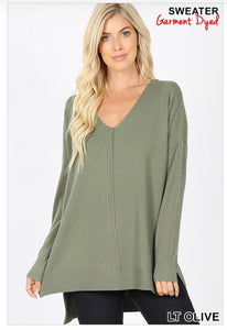 Oh So Comfy Tunic