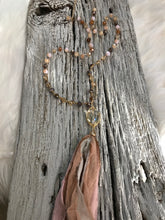Ella Tassel Necklace