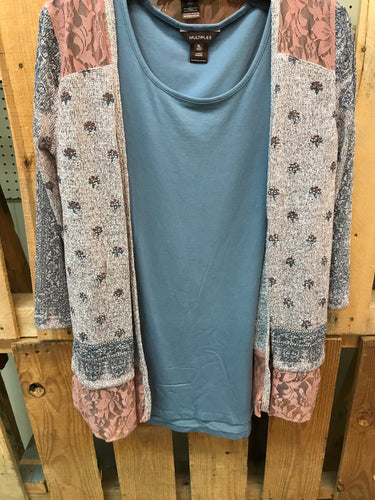 Dawn to Dusk Cardigan