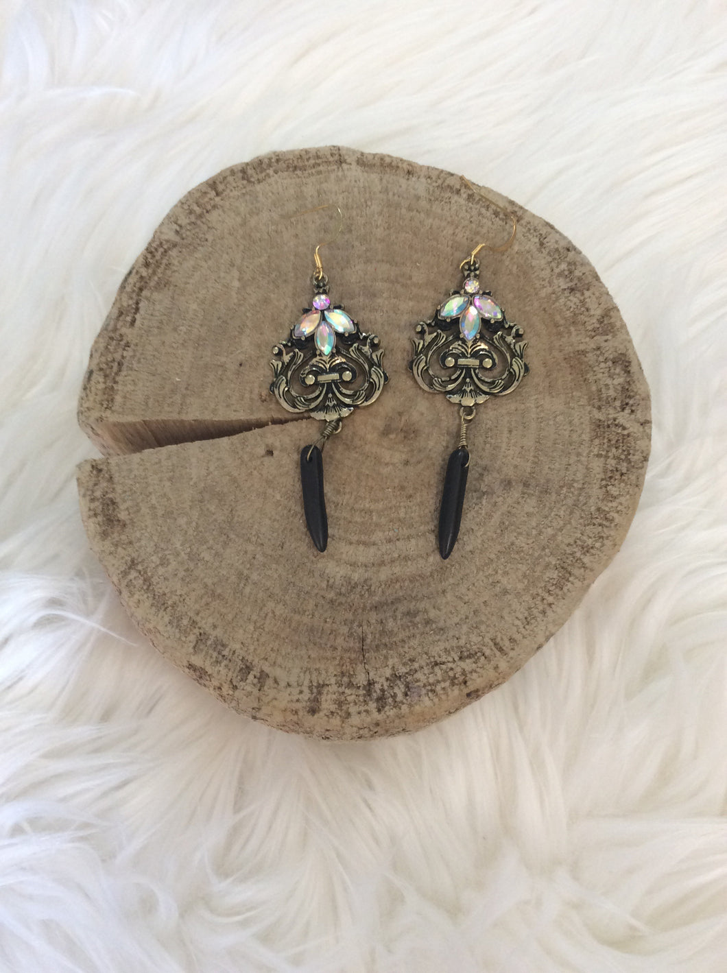 Antebellum Earrings