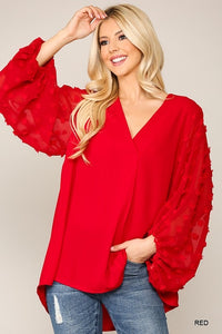 Moulin Rouge Tunic