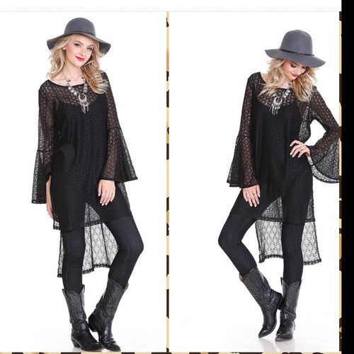 Showstopper Tunic