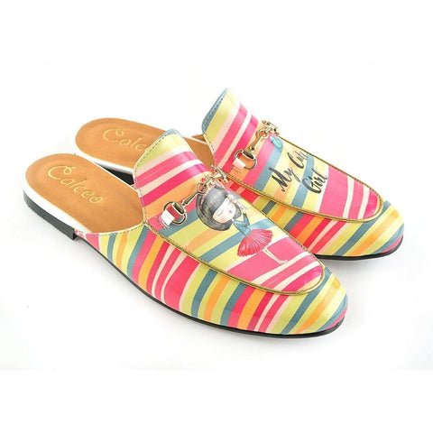 My Cute Girl Slip-On Loafer CAG108