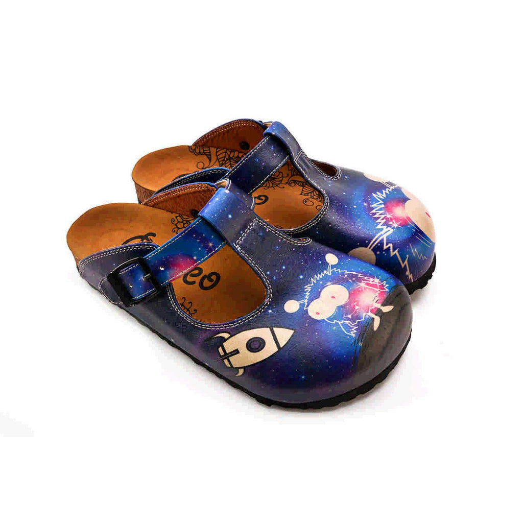 Clogs CAL1508 - Goby CALCEO Clogs