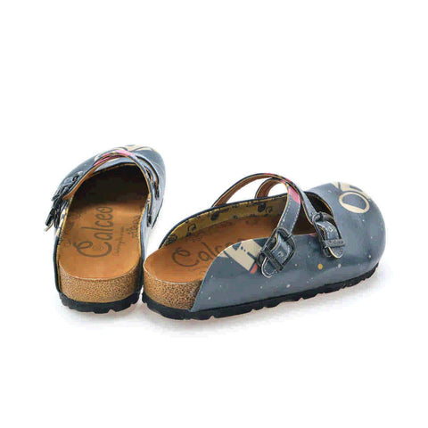 Clogs CAL185, Goby, CALCEO Clogs
