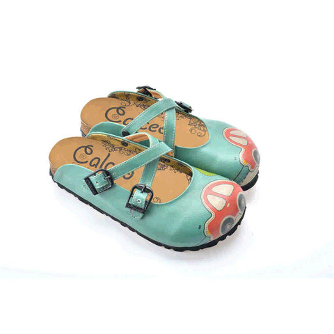 Clogs CAL189, Goby, CALCEO Clogs