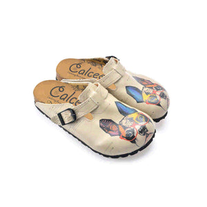Clogs CAL382 - Goby CALCEO Clogs