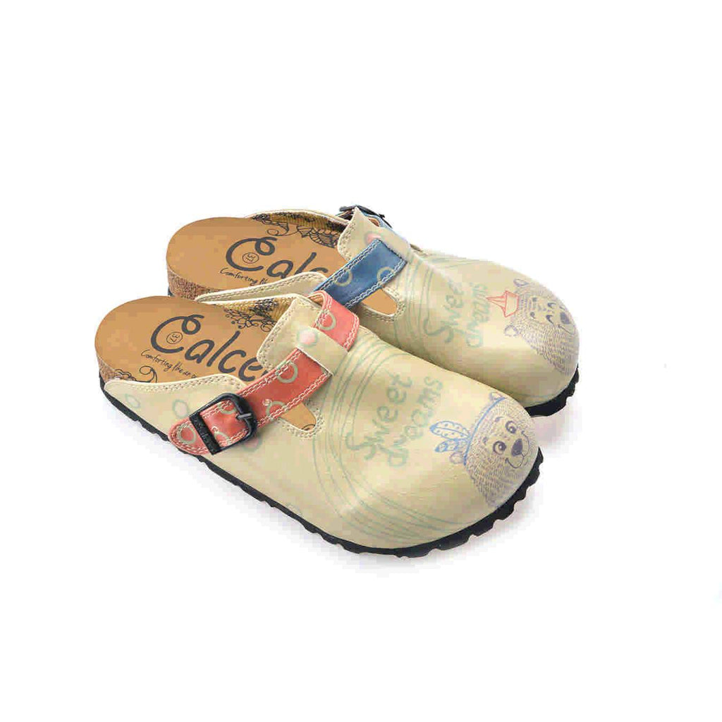 Clogs CAL385 - Goby CALCEO Clogs