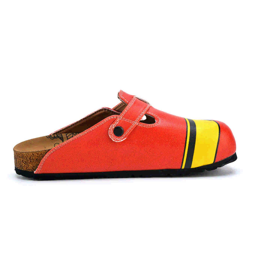 Clogs - WCAL376, Goby, CALCEO Clogs