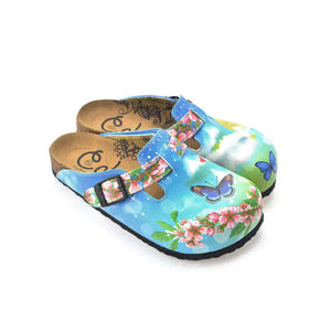 Clogs - WCAL377, Goby, CALCEO Clogs