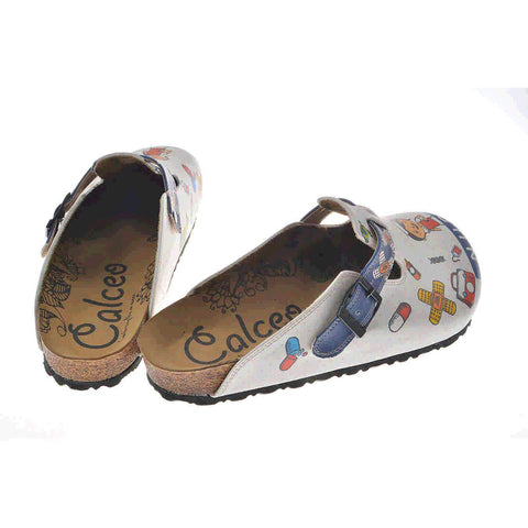 Clogs - WCAL387, Goby, CALCEO Clogs